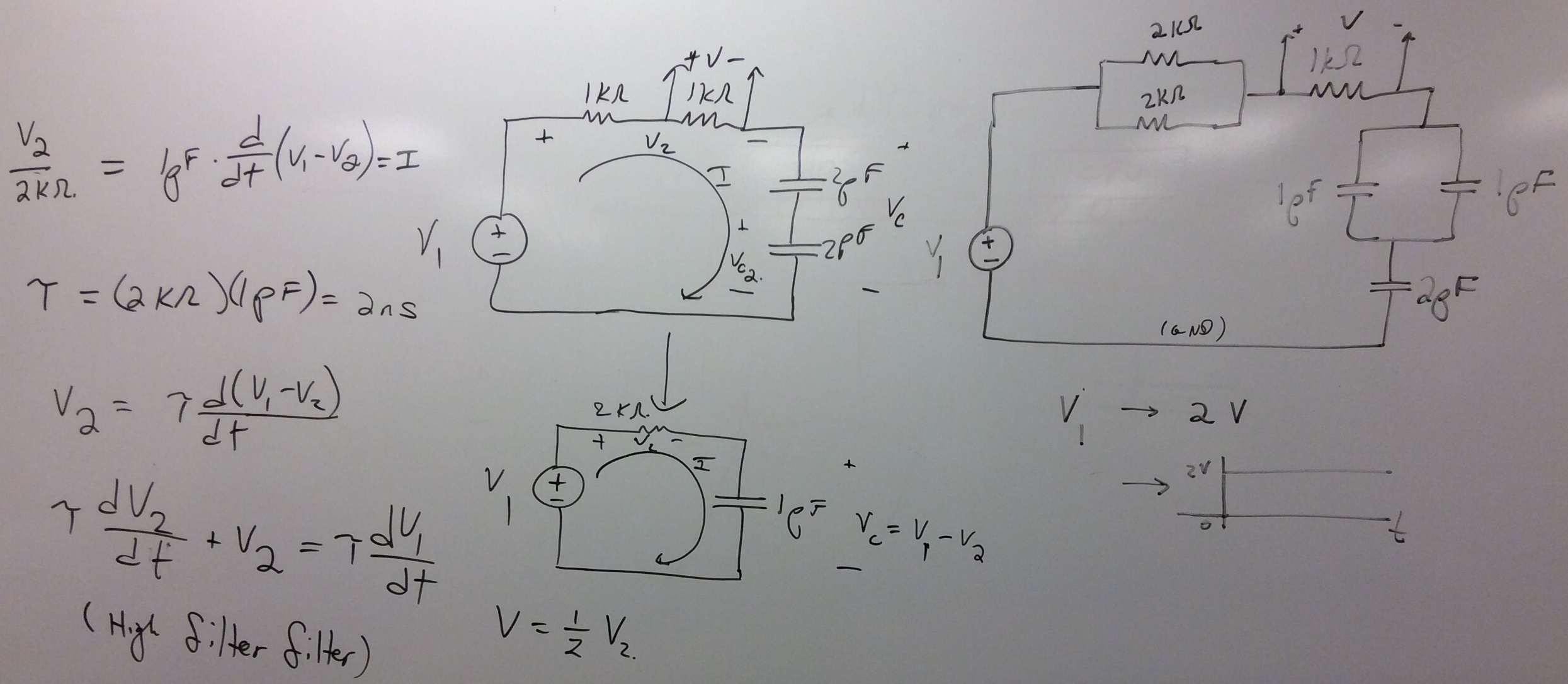 My Previous Op Amp Circuit I Thought Id Analyze The Basic Circuit